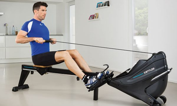 Basic Rowing Machine Exercises