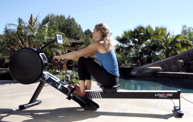9b6e42ef584 Lifecore Indoor Rowers - The Rowing Expert